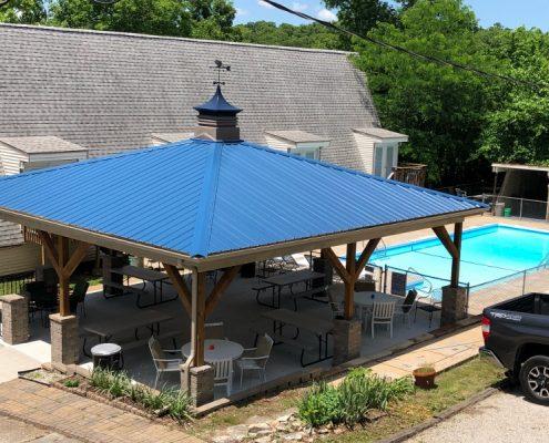 Edgewater Villa Resort Table Rock Lake Quiet Resort On